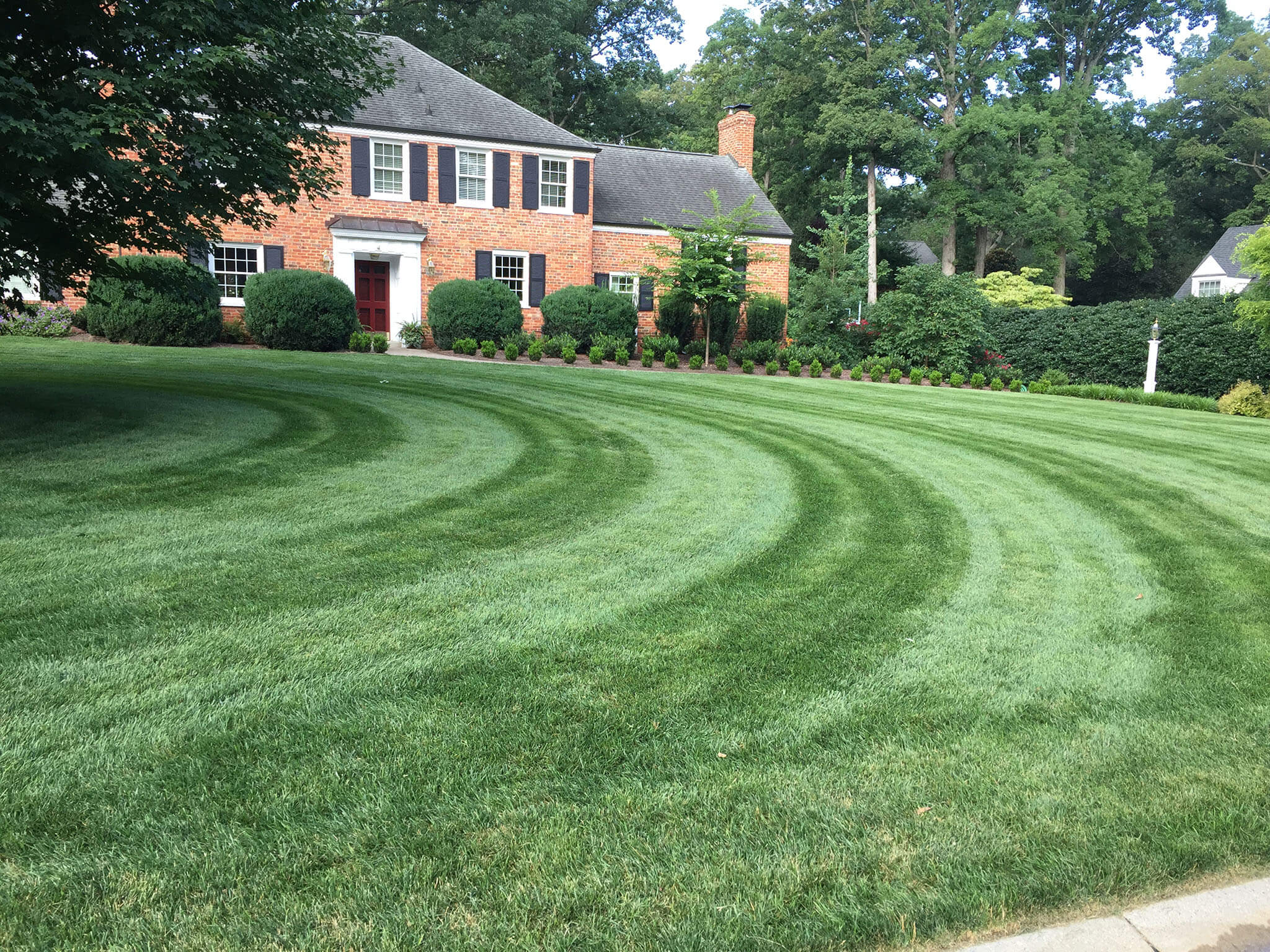 Richmond, VA Lawn Maintenance Service
