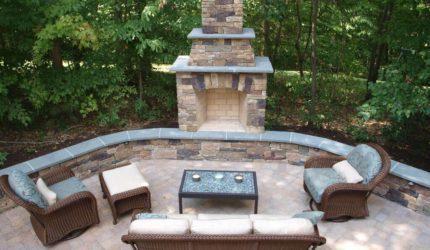Richmond, Virginia Outdoor Living Spaces