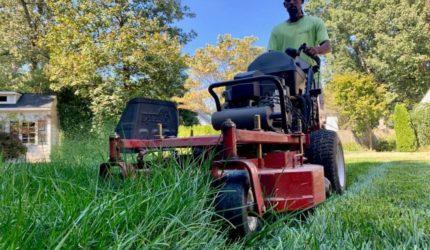 Richmond, VA Lawn Mowing Service