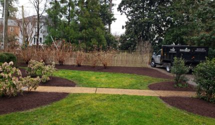 Richmond, Virginia Landscape Design Services