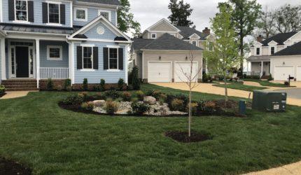 Midlothian, Virginia Landscape Design