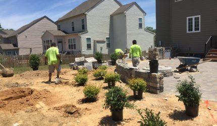 Williamsburg, Virginia Landscape Design Services