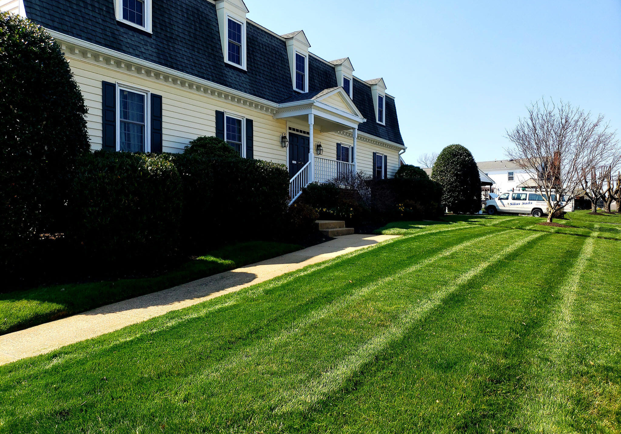 Lawn Mowing Service in Richmond, VA